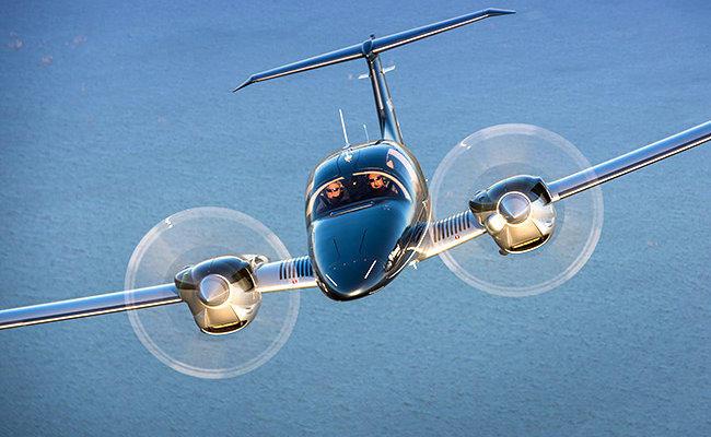Diamond Aircraft Raisal